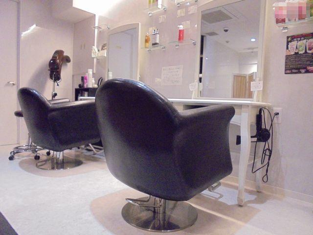 美容室・ネイル・まつげサロン事業譲渡/M&Aの写真です。