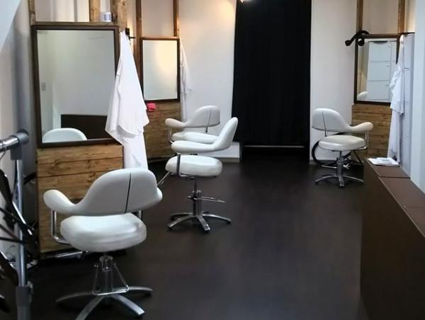 理容室・美容室居抜き物件の写真です。